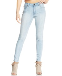 Celebrity Pink Jeans Juniors' Skinny Jeans Krewella Light