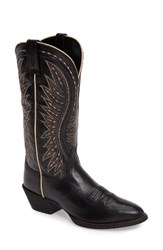 Ariat Women's Ammorette Western Boot Old Black Leather