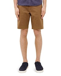 Ted Baker Chino Shorts Tan