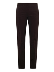 Ter Et Bantine Stretch Cotton Straight Leg Trousers