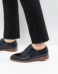 Call It Spring Uniessi Brogue Shoes In Navy Navy