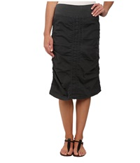 Xcvi Trace Back Skirt Black Women's Skirt