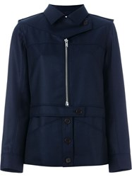 Courra Ges Military Jacket Blue