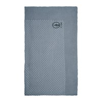 Pip Studio Cosy Knitted Blanket Blue