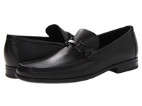 Salvatore Ferragamo Regal Loafer Nero Men's Slip On Dress Shoes Black