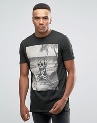 Globe Tropically Disturbed T Shirt Black