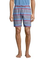 Hanro Woven Cotton Shorts Horizontal