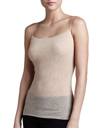 Cosabella Soire Sheer Camisole Blush Blush Medium