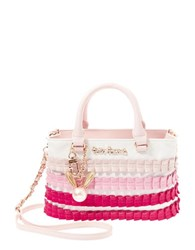 Betsey Johnson Pleats And Thank Y Handbag