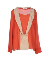 Jucca Shirts Blouses Women Orange