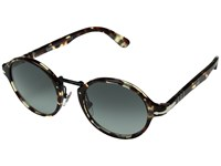 Persol 0Po3129s Havana Grey Brown Grey Gradient Fashion Sunglasses Blue