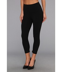 Lysse Cotton Capri 1215 Black Women's Capri