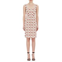 Philosophy Di Alberta Ferretti Women's Floral Micro Twill Dress Size 0 Us No Color