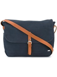 Sandqvist 'Charlie' Messenger Bag Blue