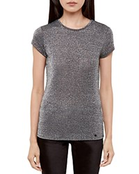 Ted Baker Sparkle Tee Silver