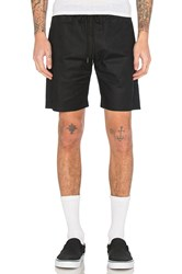 Native Youth Hemsby Short Black