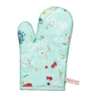 Pip Studio Hummingbirds Oven Glove Blue