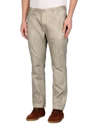 Mgnerd Casual Pants Grey