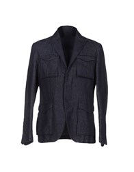 Ballantyne Denim Denim Outerwear Men Blue