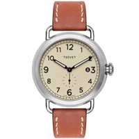 Tsovet Svt Cv43 Stainless Beige And Tan