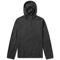 Reigning Champ Stretch Ripstop Running Jacket Black
