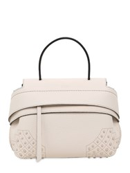 Tod's Small Wave Grained Leather Bag