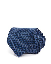 Bloomingdale's The Men's Store At Floret Neat Classic Tie Navy