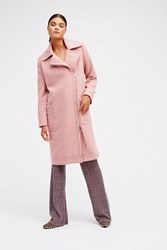 Free People Womens Audree Overcoat