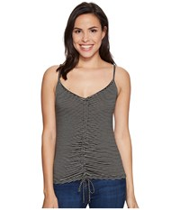 Project Social T Winona Tank Top Black Taupe Women's Sleeveless