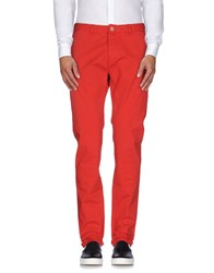 Peuterey Trousers Casual Trousers Men Red