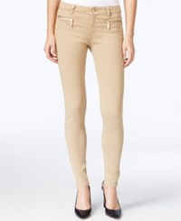 Michael Michael Kors Zipper Pocket Super Skinny Jeans