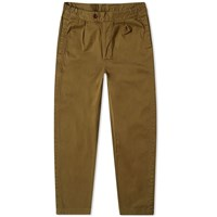 Barbour Twill Rugby Pant White Label Green