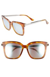 3ba47b69d4 Diff Bella 52Mm Polarized Sunglasses Honey Tortoise Blue Honey Tortoise Blue