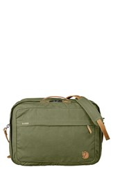 Fjall Raven Men's Fjallraven 'Briefpack No. 1' Convertible Briefcase Green