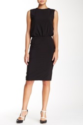 Single Dress Sleeveless Dress Black