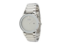 Citizen Au1060 51A Eco Drive Axiom Watch Silver Tone Stainless Steel Analog Watches Bronze