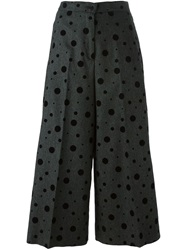 I'm Isola Marras Isola Marras Dotted Culottes Grey