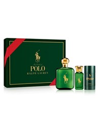 Ralph Lauren Three Piece Holiday Gift Set 144.00 Value No Color