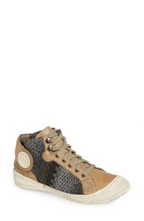 Women's Otbt 'Providence' High Top Sneaker Sandstone