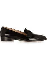 J.Crew Patent Leather Loafers