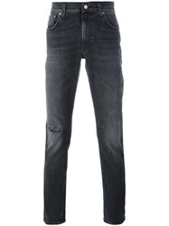 Nudie Jeans Co Slim Fit Black