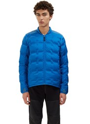 7L Down Insulated Liner Layer Jacket Blue