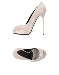 Gianmarco Lorenzi Pumps Light Pink