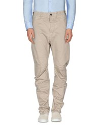 G Star G Star Raw Trousers Casual Trousers Men Beige