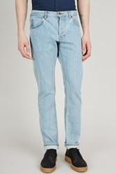 Patrik Ervell Selvedge Denim Light Stonewash