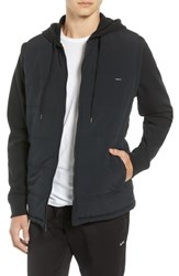 Rvca Logan Puffer Jacket Rvca Black