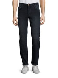 Wesc Slim Tapered Leg Jeans Dark Smoke