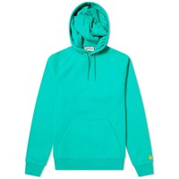 Carhartt Wip Hooded Chase Sweat Blue