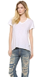 Wilt Slouch Bf Tee White