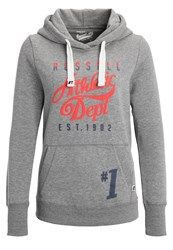 Russell Athletic Hoodie Grey